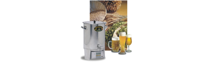 Home Brewhouse Braumeister